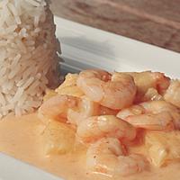 Ananas-Kokos-Curry