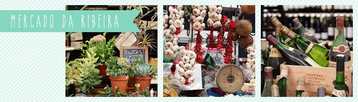 Mercado Da Ribeira Lissabon