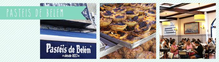 Pasteis de Belem Lissabon