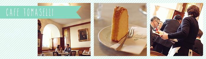 Cafe Tomaselli Salzburg