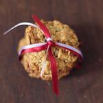 Apfel-Cranberry-Cookies