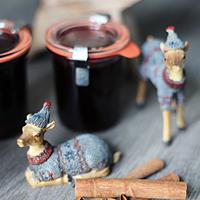Weihnachtsgeschenke aus der Küche: Glühweingelee