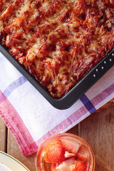 Rezept Cannelloni mit Spinat-Ricotta-Füllung Foodblog