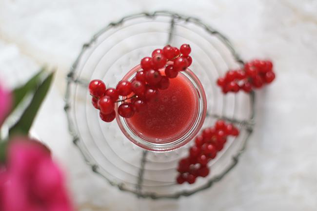 Rezept Johannisbeercurd Foodblog