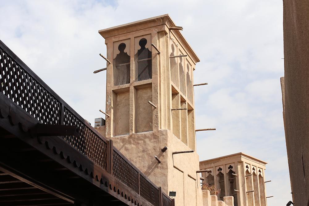 Dubai Altstadt