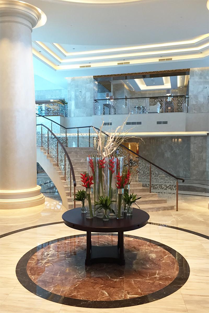 Dubai Hotel Waldorf Astoria