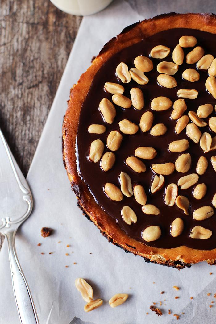 Rezept Peanutbutter Cheesecake