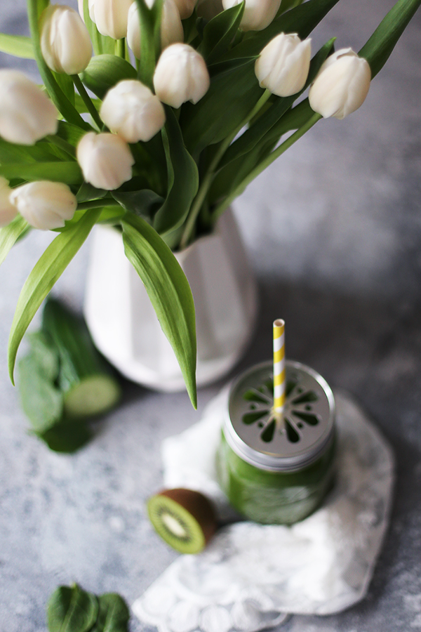 Rezept Green Smoothie
