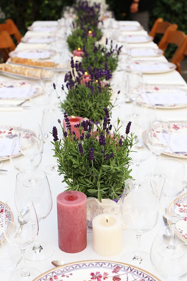 Bloggerevent Lavendelsommer Villeroy & Boch