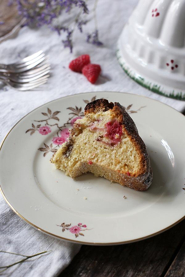 Rezept Himbeer-Mohn-Kuchen