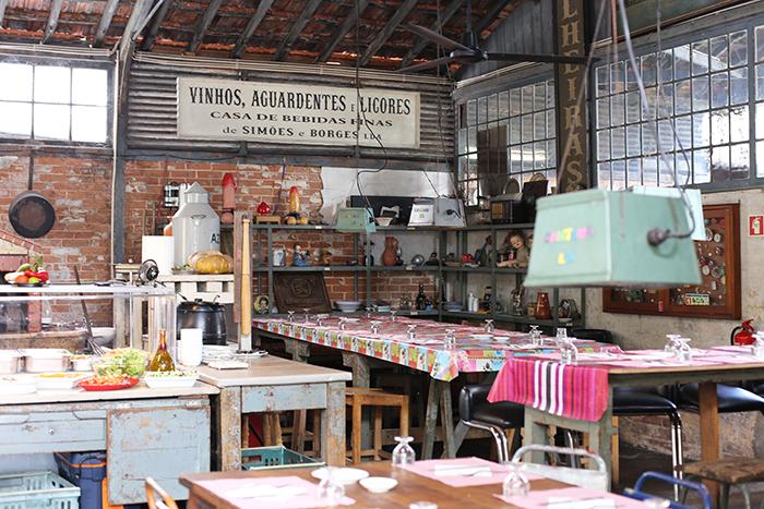 Lissabon LX Factory