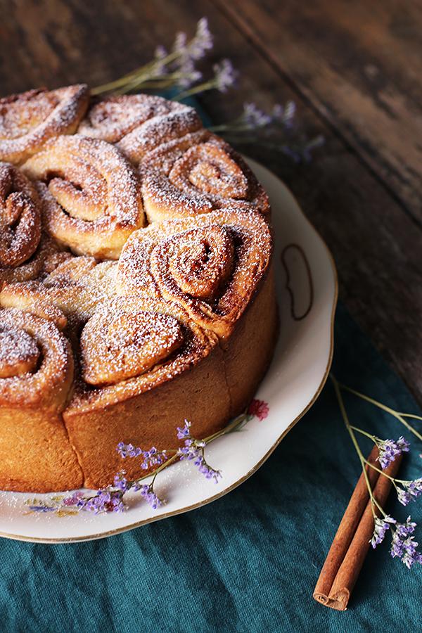 Rezept Zimtschnecken-Kuchen