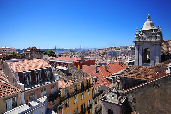Lissabon Rooftop Bar Parkbar