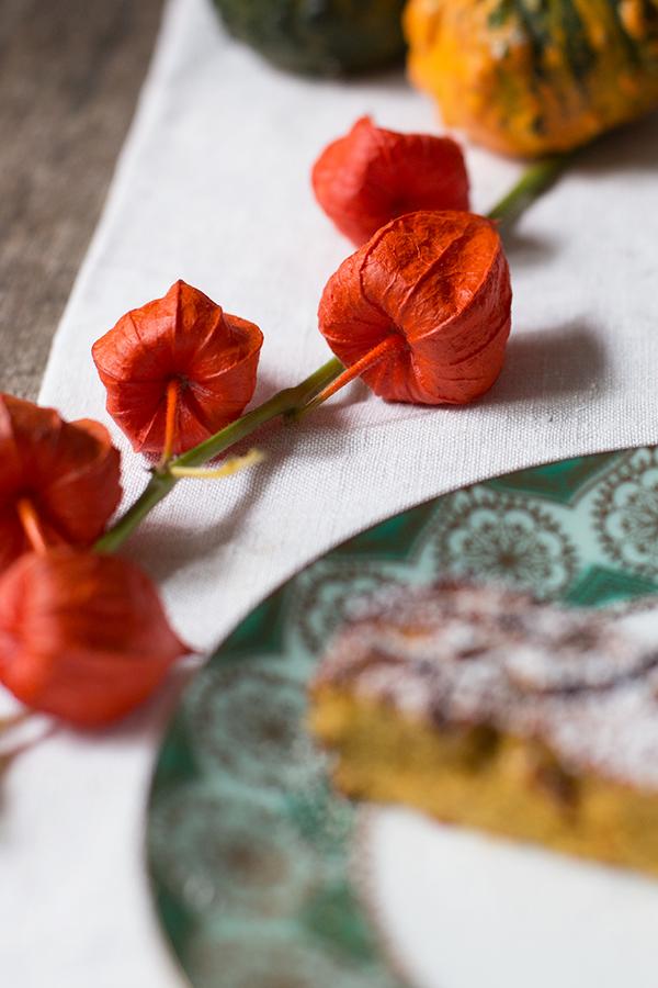 Rezept Kürbis-Kuchen