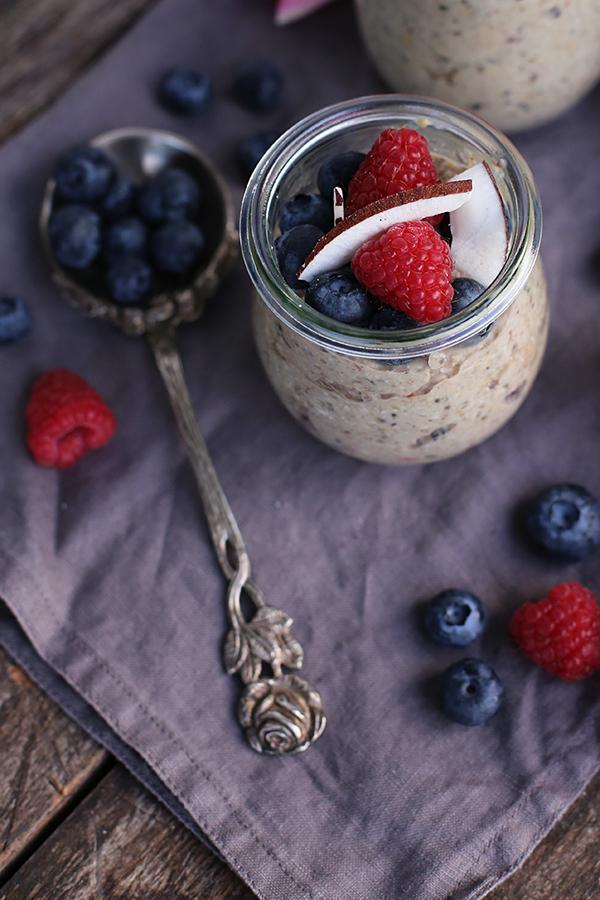 Rezept Bircher Müsli mit Cranberries