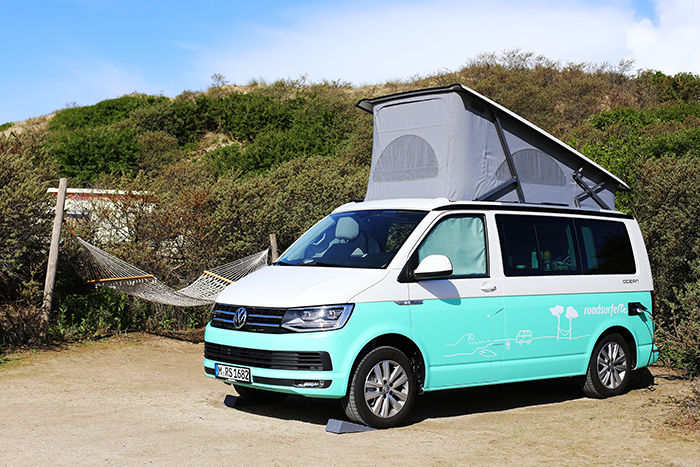 Roadsurfer VW Bulli T6 California Campervan