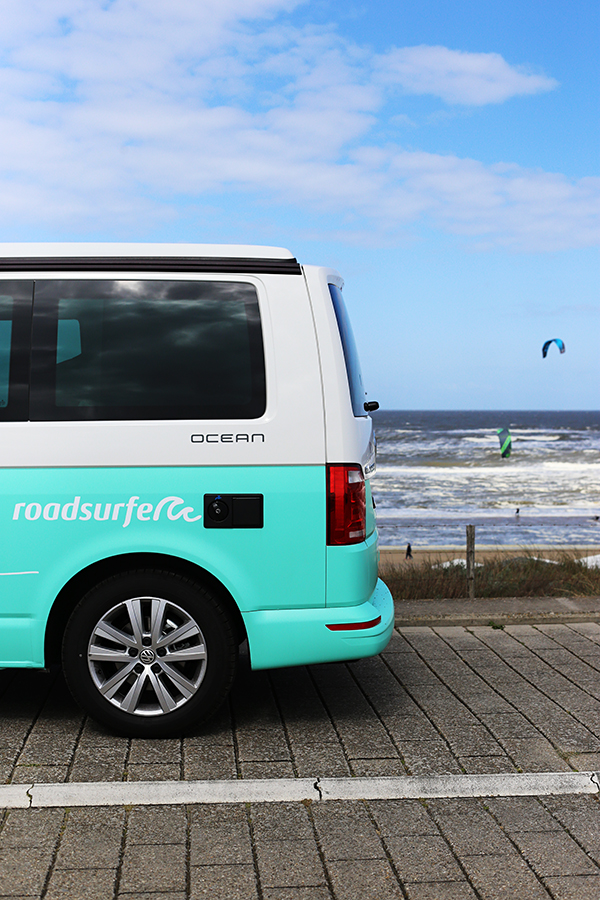 Roadsurfer VW T6 California Campervan