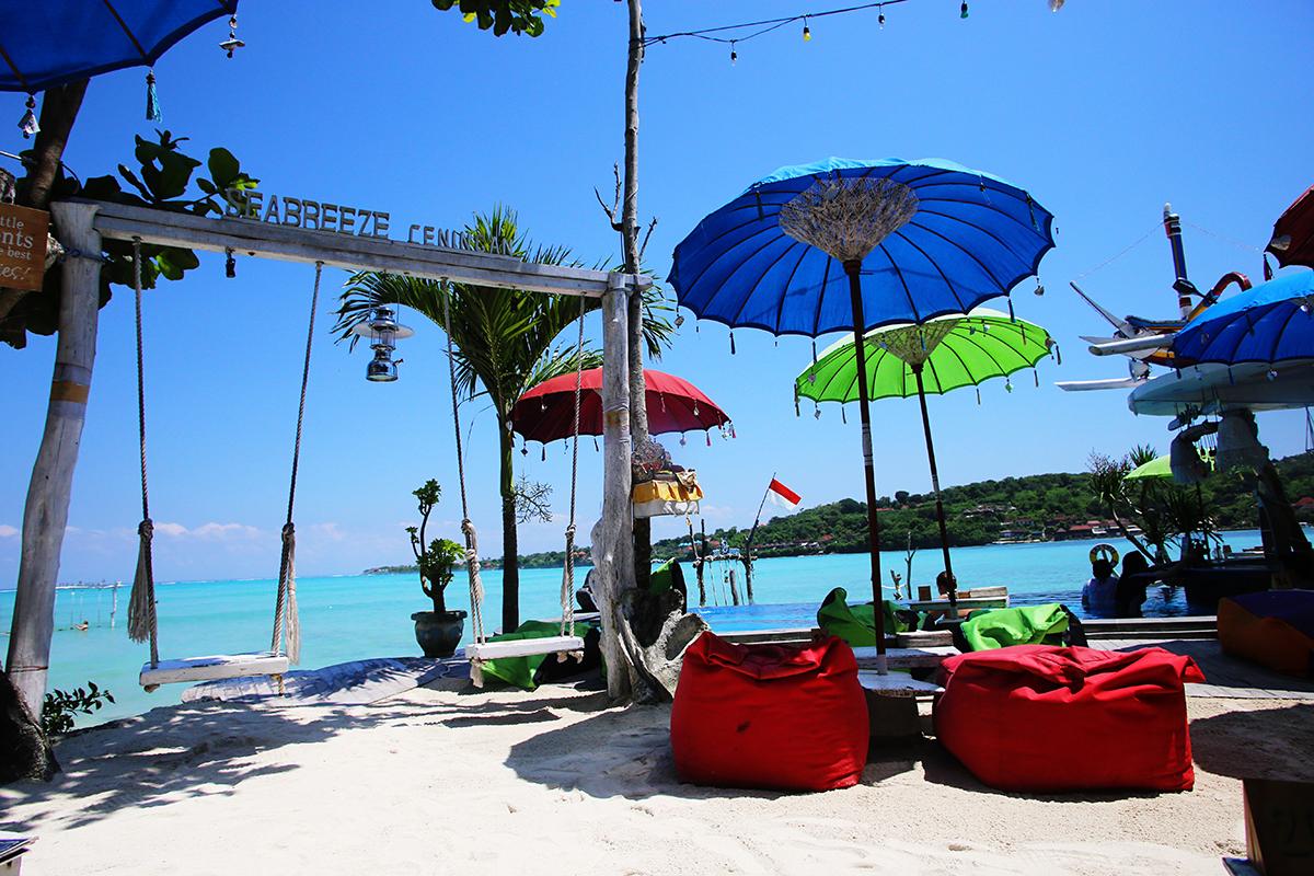 Bali Nusa Ceningan Seabreeze Bar