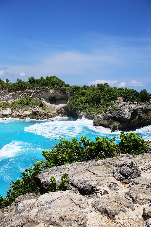 Bali Nusa Ceningan Blue Lagoon