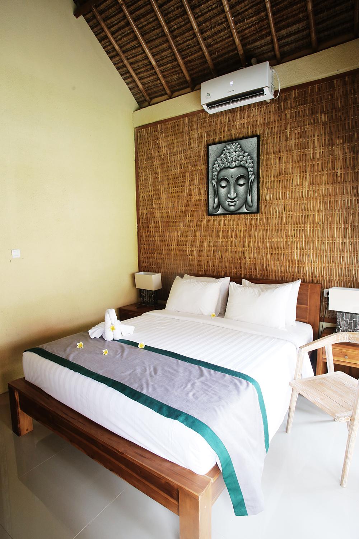 Nusa Penida Unterkunft Hotel